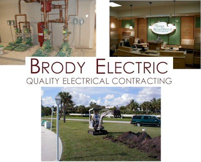 Welcome to Brody Electric